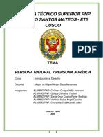 mONOGRAFIA DE PERSONA NATURAL Y PERSONA JURÍDICA.docx