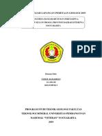 Proposal Kuliah Lapangan Kulonprogo