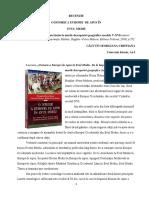 Recenzie_O_Istorie a Europei de Vest_în Evul Mediu