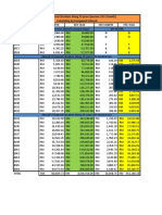 Personal Financial Planning Excel Workbook