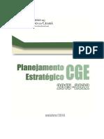 Planejamento Estratégico 2015-2022