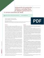 Originales - Evaluación de La Instauración de Protocolos