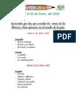 Tarea Del 27 Al 30 de Enero 2020
