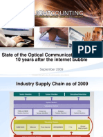 LIGHTCOUNTING:State of the optical communications