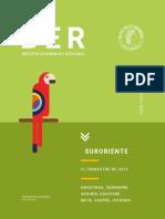 Boletin economico regional de Colobia Suroriente_III_trim_19