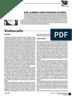 Diversos - Historia do Violoncelo