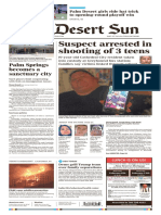 February 8, 9, & 10 California Journalism Awards (The Desert Sun)