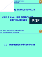 3.2 Interaccion Portico-Placa