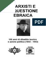 i Marxisti e La Questione Ebraica