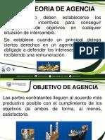10. TEORIA DE LA AGENCIA