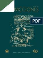 Revista CONVICCIONES 2015