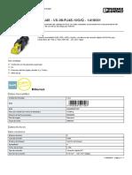CONECTOR UTP - 1419001