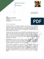 """Pedro Richardson renuncia del PRD por """"inconductas"""" que auspician quienes dirigen ese partido"""