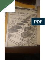 5 - Traducciones - Nicolás Rosa