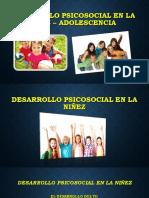 Sesion 5. Niñez y Adolescencia