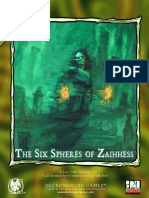 Adventure - Necromancer Games - The Six Spheres of Zaihhess (lvl 7-10).pdf