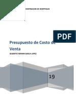 PRESUPUESTO DE COSTO DE VENTA.docx