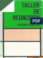 TALLER DE REDACCIÓN - SEGUNDO SEMESTRE.pdf