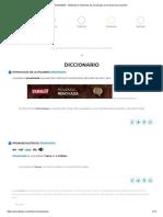 ENSAIMADA - Definición y Sinónimos de Ensaimada en El Diccionario Español