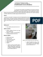 AISLAMIENTO E IDENTIFCACION DE Escherichia coli EN ALIMENTOS