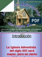 La iglesia adventista del siglo XXI
