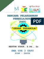 431938664 RPP STEM Gerak Parabola Restyn Yusuf