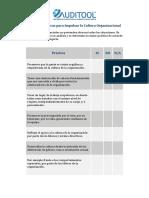 15 practicas para impulsar la cultura organizacional
