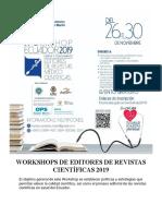 WORKSHOPS DE EDITORES DE REVISTAS CIENTÍFICAS 2019.pdf