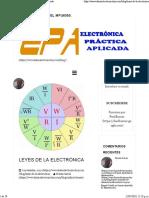 ELECTRONICA PRACTICA APLICADA