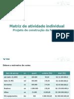 Gerenciamento de Custos em Projetos - FGV