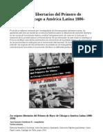 Los orígenes libertarios del Primero de Mayo