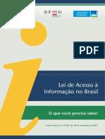 Cartilha_Lei de Acesso à Informação