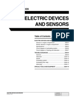 Electric Devices and Sensors