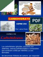 Carbohidratos-flores
