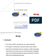 PHP 5.3 - Arrays