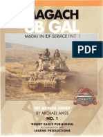 [Armor] Desert Eagle - Magach 6B Gal - M60A1 in IDF Service Part 1-2