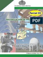 Guía MC2142. Tercer Parcial