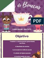 apostila chá de bonecas - trabalhando a identidade da menina.pdf · versão 1