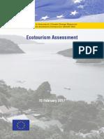 03_SICCR-TAC_Ecotourism Assessment