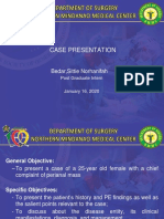 PGI HEMORRHOIDS PRESENTATION