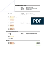 Tabela 00 - Dimensionamento conjunto motor - bomba e tubulações de recalque e sucção 1