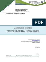 Dialnet-LaSupervisionEducativaVictimaOExcluidaDeLasPolitic-5237743