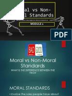 2, MORAL Standards