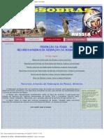 FEDERAÇÃO DA RÚSSIA - RECURSOS MINERAIS, MINÉRIOS _ mapa e informação