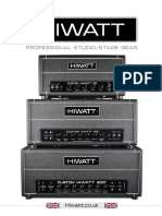Hiwatt Product Catalogue 2019.91ca1889