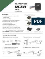 SK-919TDWS-BU-Manual