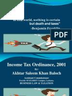 Income Tax Ordinance, 2001.pptx