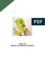 manual servicio CoMo 170