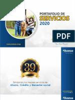 PORTAFOLIO 2020 avanza