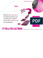 Beneficio del cacao